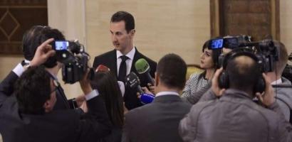 الأسد: نرحب بأي دور للأمم المتحدة بشرط أن يكون مرتبطاً بالسيادة السورية