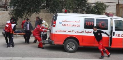 اصابة شخصين بإطلاق نار في شجار وقع شرق نابلس