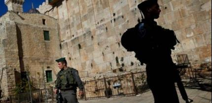 الاحتلال يعتقل الفتاة روند الحموري قرب الحرم الإبراهيمي في الخليل