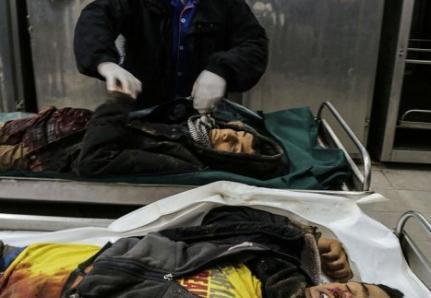 شهيدان في قصف اسرائيلي على غزة