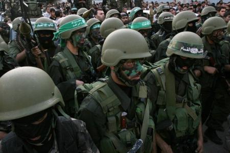 """حماس تنفي إشاعة تشكيل """"جيش شعبي"""" بغزة"""
