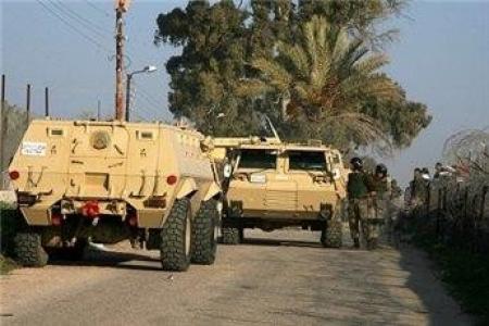مقتل ضابط بالأمن الوقائي جنوب سيناء