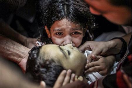 صور عدوان غزة تحصد الجوائز بغياب مصوريها