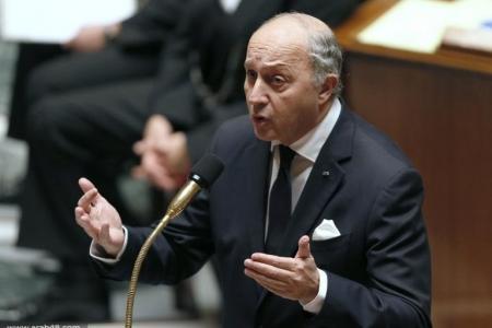 فابيوس: فرنسا ستعترف بالدولة الفلسطينية إذا فشلت الجهود السلمية