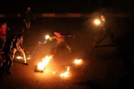 القدس تشتعل .. مواجهات بين الشبان وقوات الاحتلال