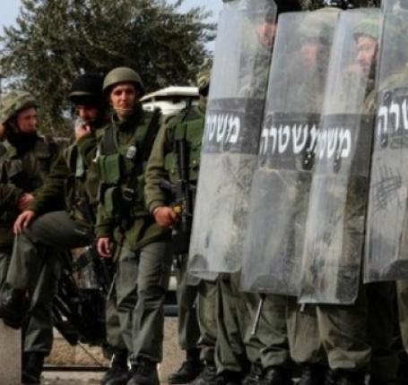 الاحتلال يفرض اغلاقاً محكماً على مداخل البلدة القديمة في القدس