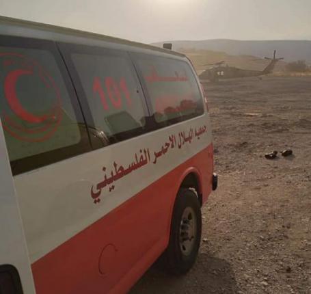 إصابة فتى بجروح خطيرة برصاص الاحتلال في اريحا