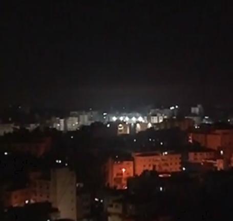 شهيدان وعدة جرحى في قصف إسرائيلي وسط غزة