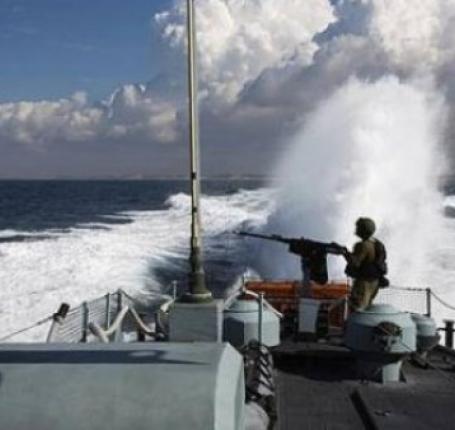 استشهاد الصياد نواف العطار في بحر شمال غزة