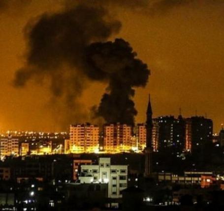 الوفد الأمني المصري يغادر غزة وحماس تحمله رسالة الى اسرائيل