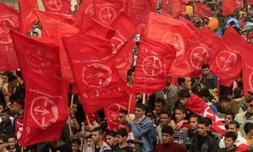 الشعبية تدين الاعتداء على المتظاهرين بالسرايا وتؤكد على حق شعبنا في التظاهر