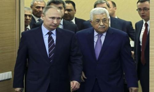 الرجوب: الرئيس عباس أكد لبوتين استمرار قطع العلاقات مع واشنطن