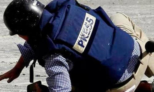 نقابة الصحفيين تكثف جهودها لحماية العمل الصحفي وتدعو لصرف رواتب صحفيي غزة