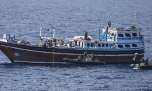 """غرق سفينة وفقدان 8 أشخاص جراء إعصار """"مكونو"""" جنوب اليمن"""