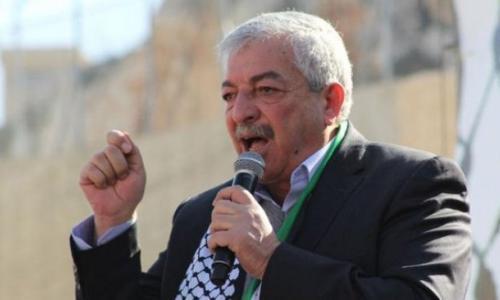 العالول: الاحتلال استغل الحالة الصحية للرئيس لبث الاشاعات