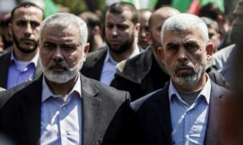 حماس: هنية والسنوار يتابعان التحقيق في تفجير موكب الحمدالله