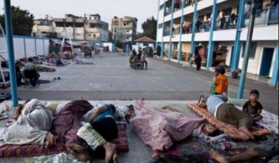 الأمم المتحدة تطالب إسرائيل بدفع تعويضات عن تدمير منشآت الأونروا في غزة