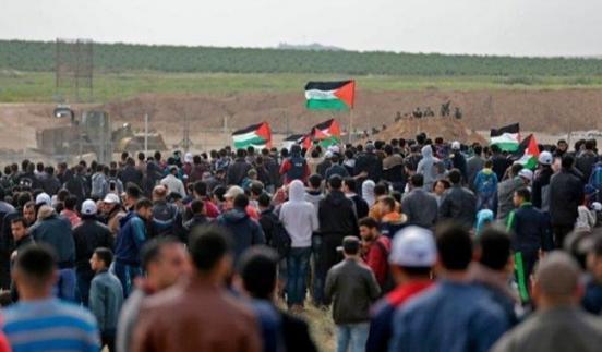 """غزة تستعد لجمعة """"مخيمات لبنان"""""""
