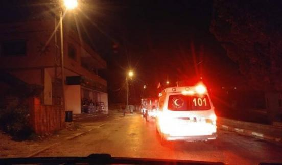 جيش الاحتلال يقتحم منزل صالح البرغوثي الذي اختطفه بعدما أطلق النار عليه مساء اليوم