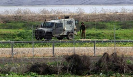 الاحتلال يطلق النار على مواطنين شرق البريج