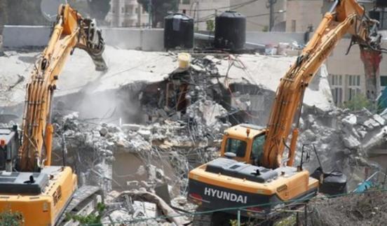 الاحتلال هدم 5000 منزلًا في القدس منذ 1967