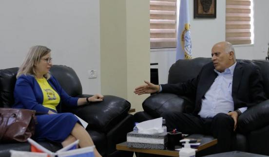 جبريل الرجوب: حوارات فلسطينية ستسبق عقد المجلس  المركزي لمنظمة التحرير