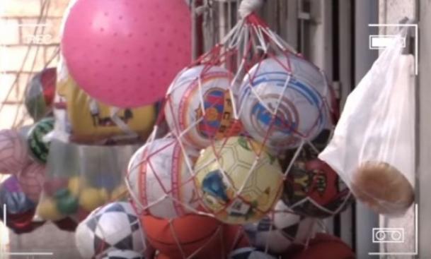 """تحقيق استقصائي لـ""""وطن"""": فرح الاطفال المسموم"""