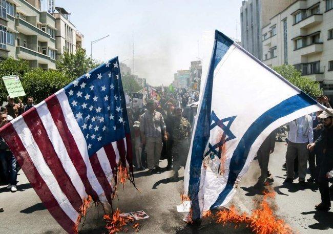 قادة ايران في يوم القدس: الاحتلال متعطش للدم الإيراني