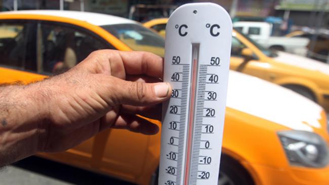 حي في البصرة العراقية يسجل أعلى درجات الحرارة في العالم