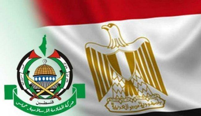 حماس: بحثنا مع الوفد المصري المصالحة وكسر حصار غزة