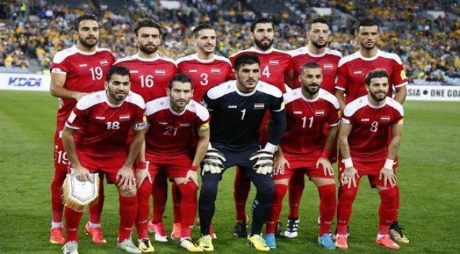 الإمارات تستضيف مباريات سوريا في تصفيات كأس آسيا والمونديال