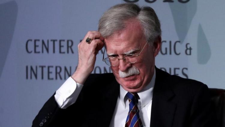 """""""بولتون"""" يهاجم الأمم المتحدة: استسلمت لحركة مقاطعة إسرائيل"""