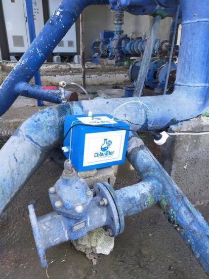 المهندسة عطاء نمر تتغلب على تلوث مياه الشرب وتبتكر جهازا يفحص جودة المياه لحظة بلحظة