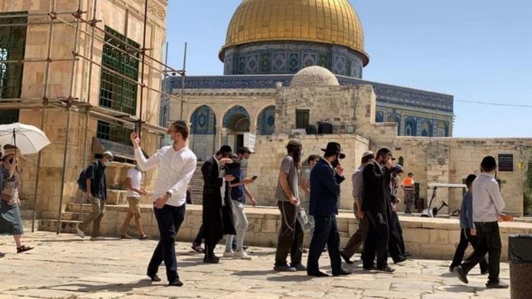 حماس تدعو الجماهير للتصدي ببسالة لاقتحام المستوطنين للأقصى