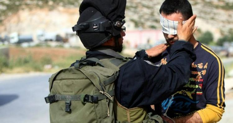 طوباس: الاحتلال يعتقل 3 مواطنين بينهم أسيران محرران