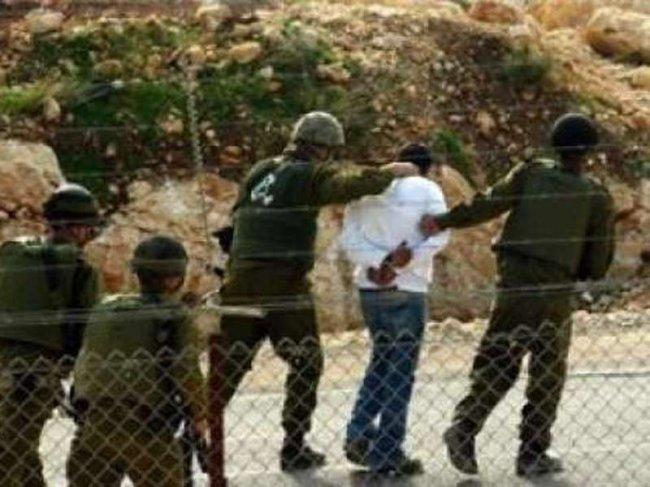 قوات الاحتلال تعتقل شاباً اجتاز الحدود شمال غزة