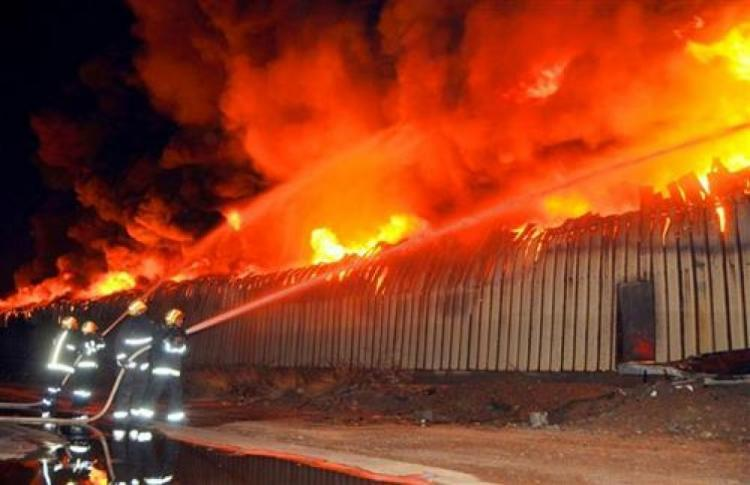 مصرع 43 شخصا على الأقل جراء حريق مصنع في نيودلهي
