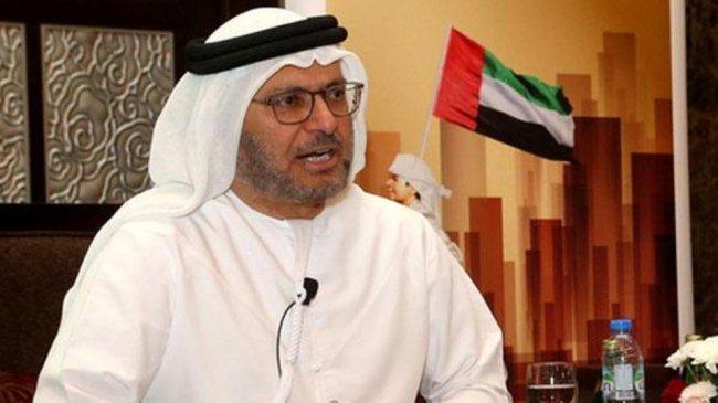 وزير اماراتي: الحوار مع إسرائيل إيجابي