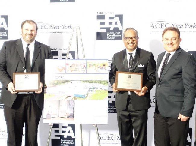 نيويورك: المهندس الفلسطيني ماهر عبد القادر يفوز بالجائزة الذهبية لأفضل تصميم معماري