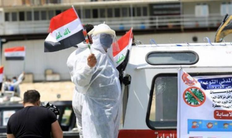 للمرة الأولى.. العراق يتجاوز حاجز ألف إصابة بكورونا