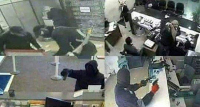 القبض على منفذي السطو المسلح على البنك الاهلي الاردني ببيت ساحور