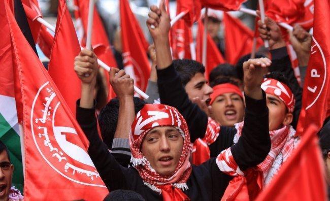 مسيرات للجبهة الشعبية بقطاع غزة بذكرى انطلاقتها الـ51