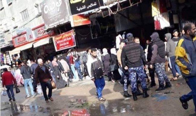 """""""الحق"""" تدين قمع مظاهرات غزة المطالبة بتحسين الأوضاع المعيشية وتطالب بمحاسبة مرتكبيها"""