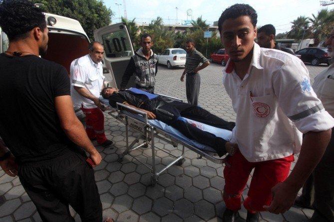 إصابة فتيين خلال مواجهات في مخيم الجلزون