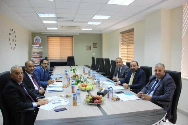 ممثلو اركان قطاع العدالة يعقدون اجتماعهم الثالث