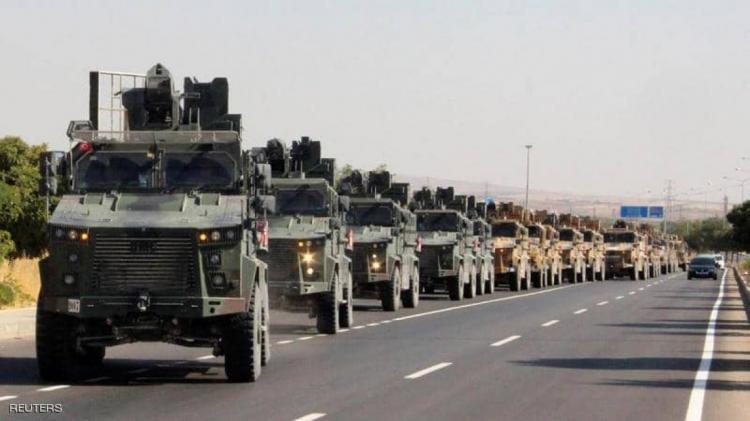 الجبهة الشعبية تدين بشدة العدوان والغزو التركي للأراضي السورية