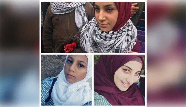 محررات قاصرات يروين واقع الأسيرات في سجون الاحتلال