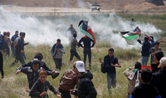 """غزة تستعد للمشاركة في جمعة """"انتفاضة القدس"""""""