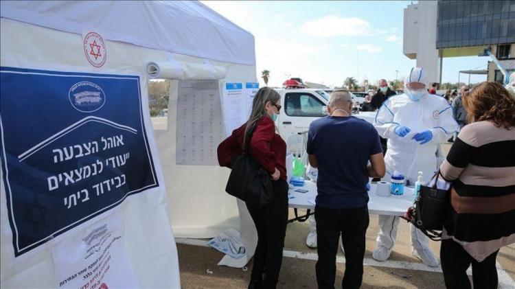 صحة الاحتلال: ارتفاع عدد المصابين بكورونا إلى 2369 بينها 39 حرجة