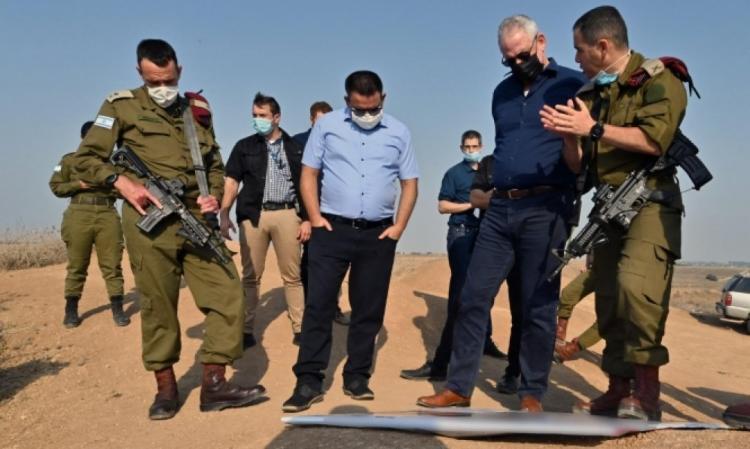 غانتس يهدد بالتصعيد ضد غزة